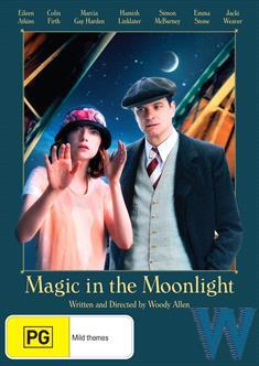 Magic In The Moonlight on DVD image