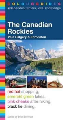 Canadian Rockies Colourguide by Terry Inigo-Jones