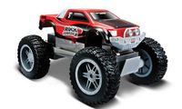 Maisto Rock Crawler Junior 4WD R/C Vehicle - Red