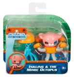 Octonauts: Inkling & the Mimic Octopus - Action Figure
