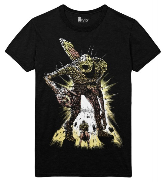 Dark Souls 3 Big Boss T-Shirt (XX-Large) image