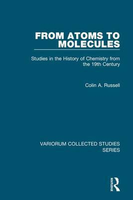 From Atoms to Molecules by Colin A. Russell image