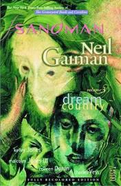 The Sandman Vol. 3 by Neil Gaiman