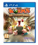 Worms Battlegrounds for PS4