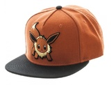 Pokemon: Eevee Snapback Cap (Brown)