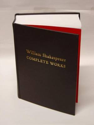 RSC Shakespeare Complete Works Collector's Edition by Eric Rasmussen image
