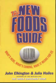 The New Foods Guide by John Elkington image