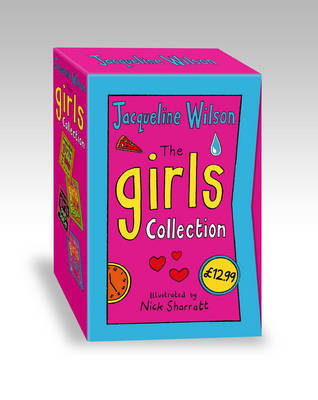The Girls Collection by Jacqueline Wilson
