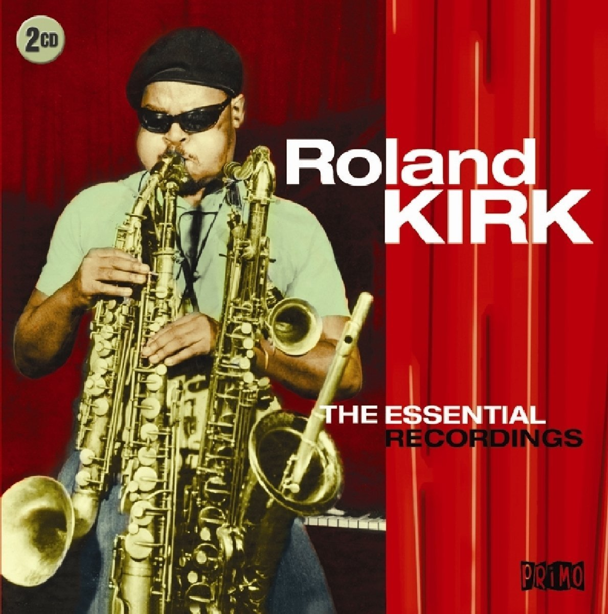 The Essential Recordings by Roland Kirk image
