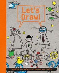 Let's Draw! by Parragon Books Ltd image