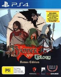 The Banner Saga Trilogy Bonus Edition for PS4