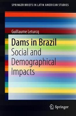 Dams in Brazil by Guillaume Leturcq image