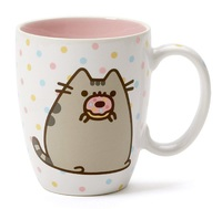 Pusheen: Character Mug - With Donut (355ml)
