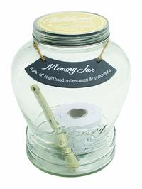 Memory Keepsake Jar - Childhood