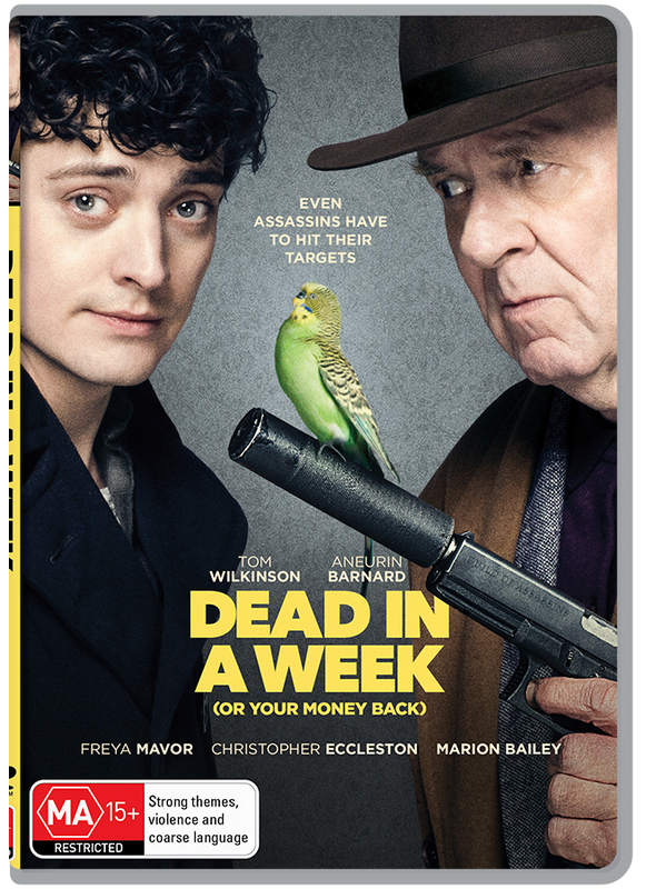 Dead In A Week - (Or Your Money Back) on DVD