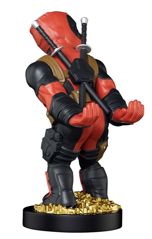 Cable Guy Controller Holder - Deadpool New Legs Version for PS4