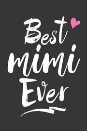 Best Mimi Ever by Timecapsule Memory Journals image