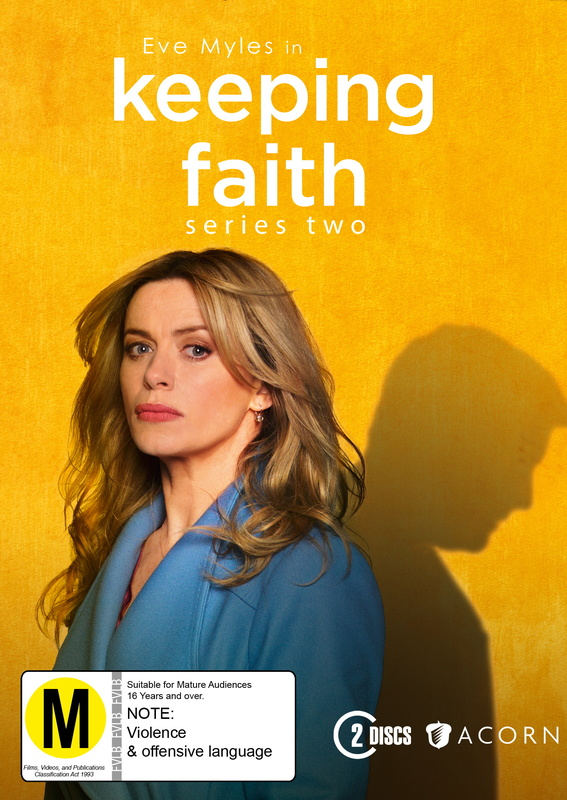 Keeping Faith - Series Two on DVD