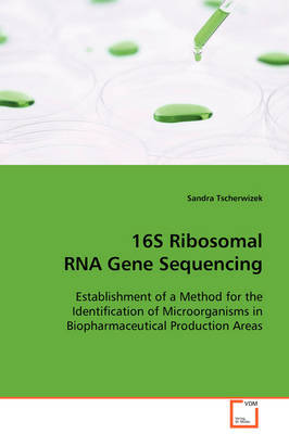 16s Ribosomal RNA Gene Sequencing by Sandra Tscherwizek image