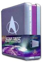 Star Trek - Next Generation Season 1 Box Set on DVD