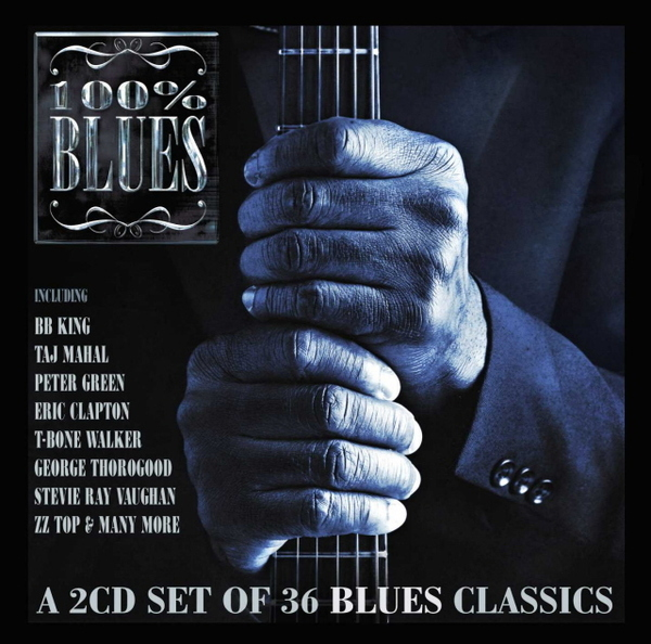 100% Blues by Various