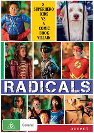 Radicals on DVD image