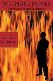 A Night Of Errors by Michael Innes image