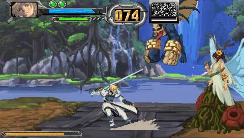 Guilty Gear Judgment for PSP image