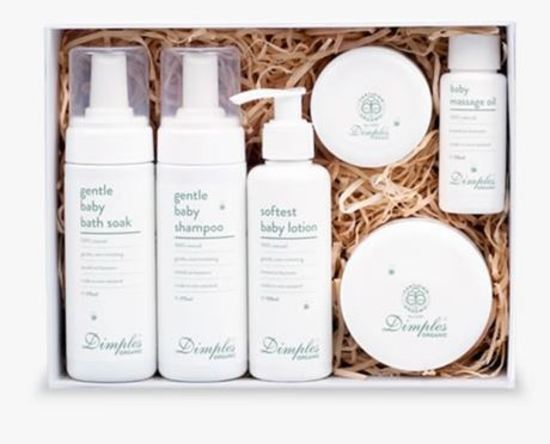 Dimples Organics - Ultimate Baby Bliss Set image