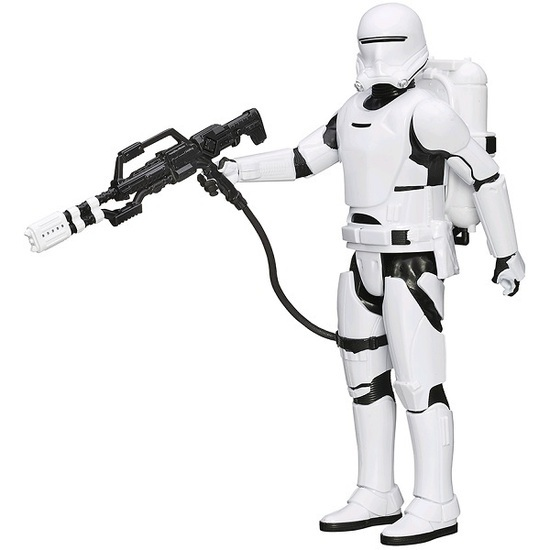 Star Wars The Black Series 6 Inch First Order Flametrooper Action Figure image