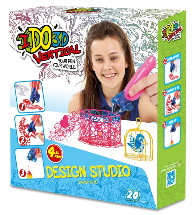 IDO3D Vertical: Design Studio - Cute Creations
