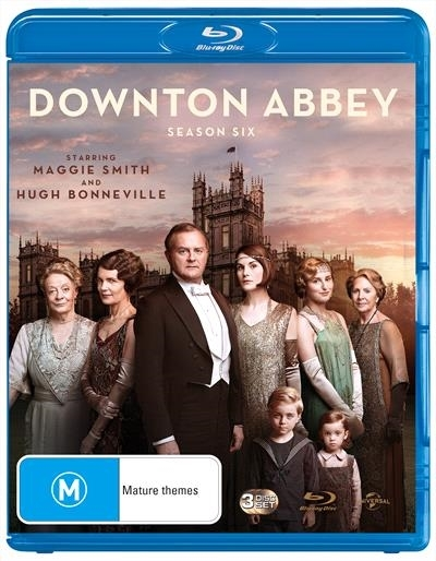 Downton Abbey - The Complete Sixth Season on Blu-ray image