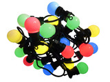 Orbit Festoon Lights - Multi Colour (10pc)