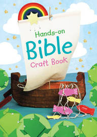 Hands-on Bible Craft Book by Christina Goodings
