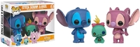 Lilo & Stitch - Stitch, Scrump & Angel Pop! Vinyl 3-Pack