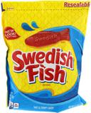 Swedish Fish - Red (1.58kg)