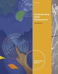 Understanding Child Development by Rosalind Charlesworth image
