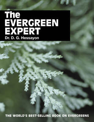 The Evergreen Expert by D.G. Hessayon image