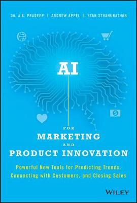 AI for Marketing and Product Innovation by A.K. Pradeep image
