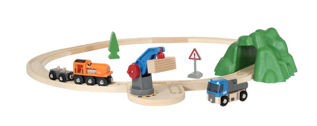 Brio: Railway - Starter Lift & Load Set