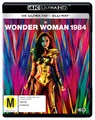 Wonder Woman 1984 (4K UHD + Blu-Ray) on UHD Blu-ray