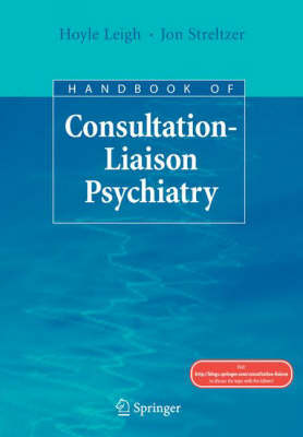 Handbook of Consultation-Liaison Psychiatry image