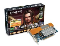 Gigabyte GeForce 7100GS PCIE image
