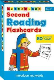 Second Reading Flashcards by Lyn Wendon