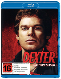 Dexter - The Complete Third Season on Blu-ray
