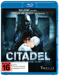 Citadel on Blu-ray