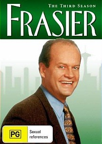 Frasier - Season 3 on DVD image