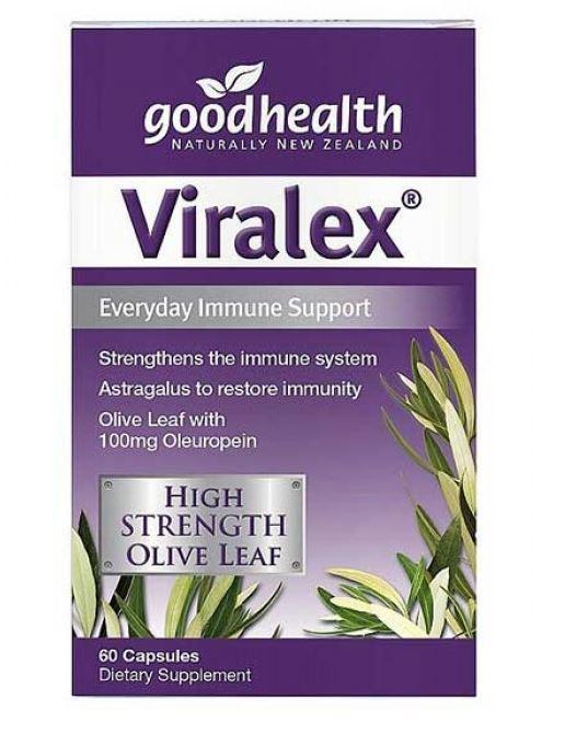 Good Health Viralex (60 Capsules) image