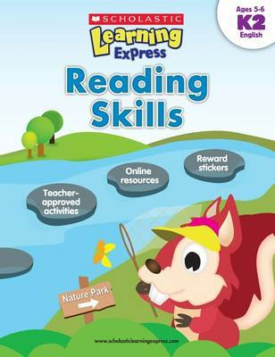 Learning Express: Reading Skills Level K2 by Inc Scholastic