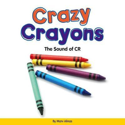 Crazy Crayons by Marv Alinas image